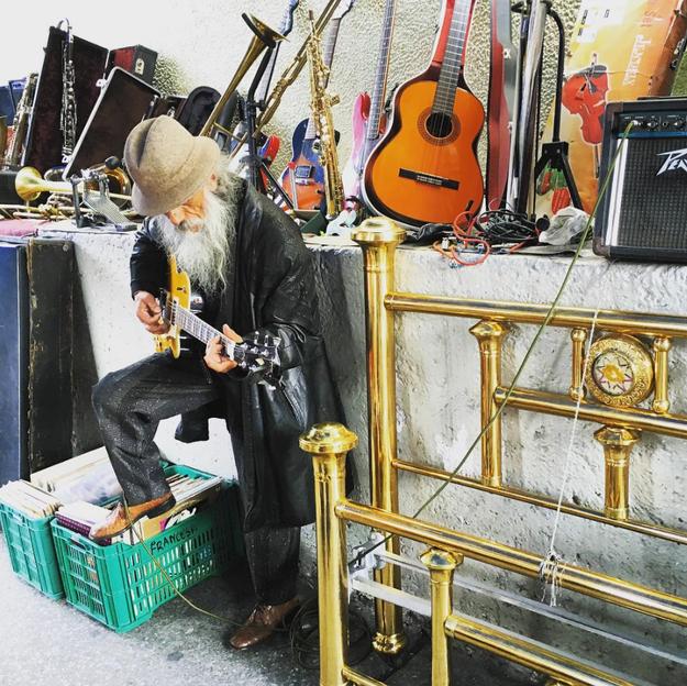 Gandalf el músico.