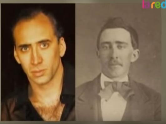 Nicolas Cage es realmente un vampiro.