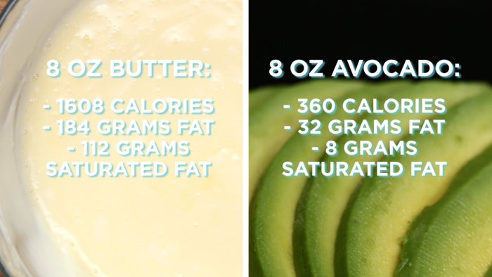 You can find the full nutritional data here and here.