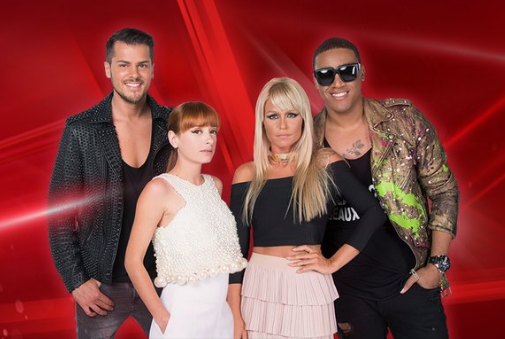 Last Sunday the fourth season of The Voice Portugal.