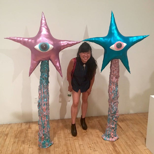 Hein Koh is a 40-year-old artist living in Brooklyn, New York, and a mom to fraternal twin girls, Amelia and Oneida.