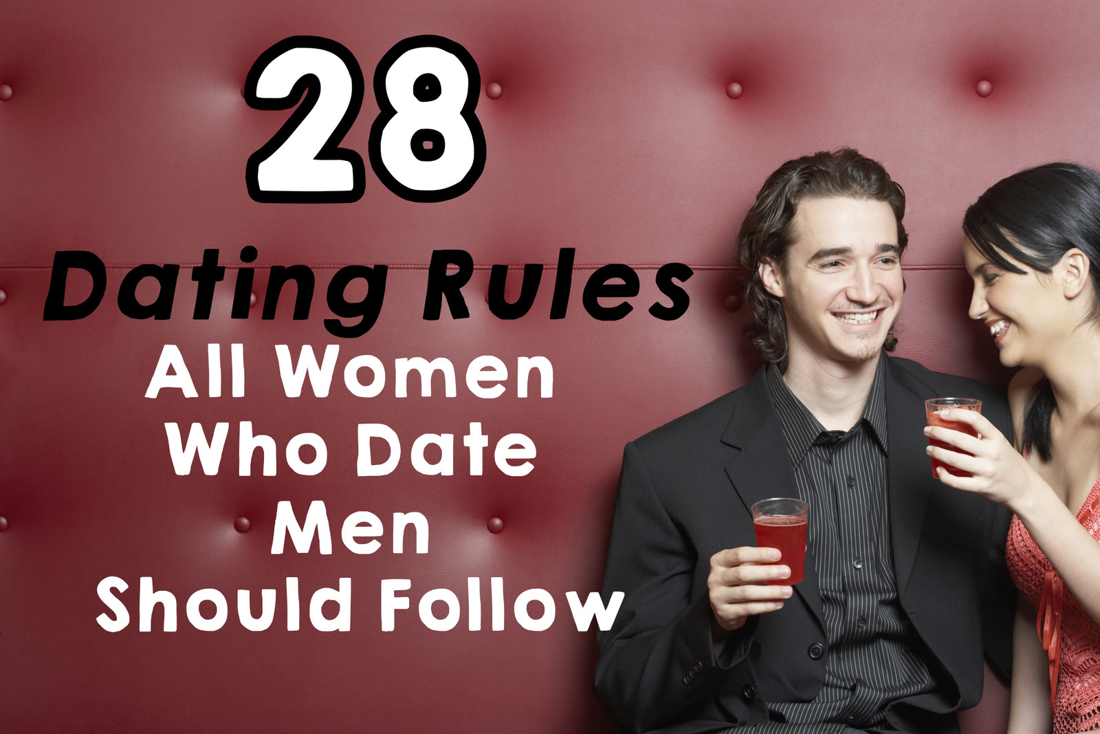 Buzzfeed rules of dating