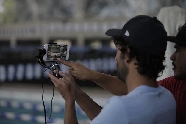 Y crear un cortometraje que mostrara el talento de Gustavo y la inspiración en la que se ha convertido.