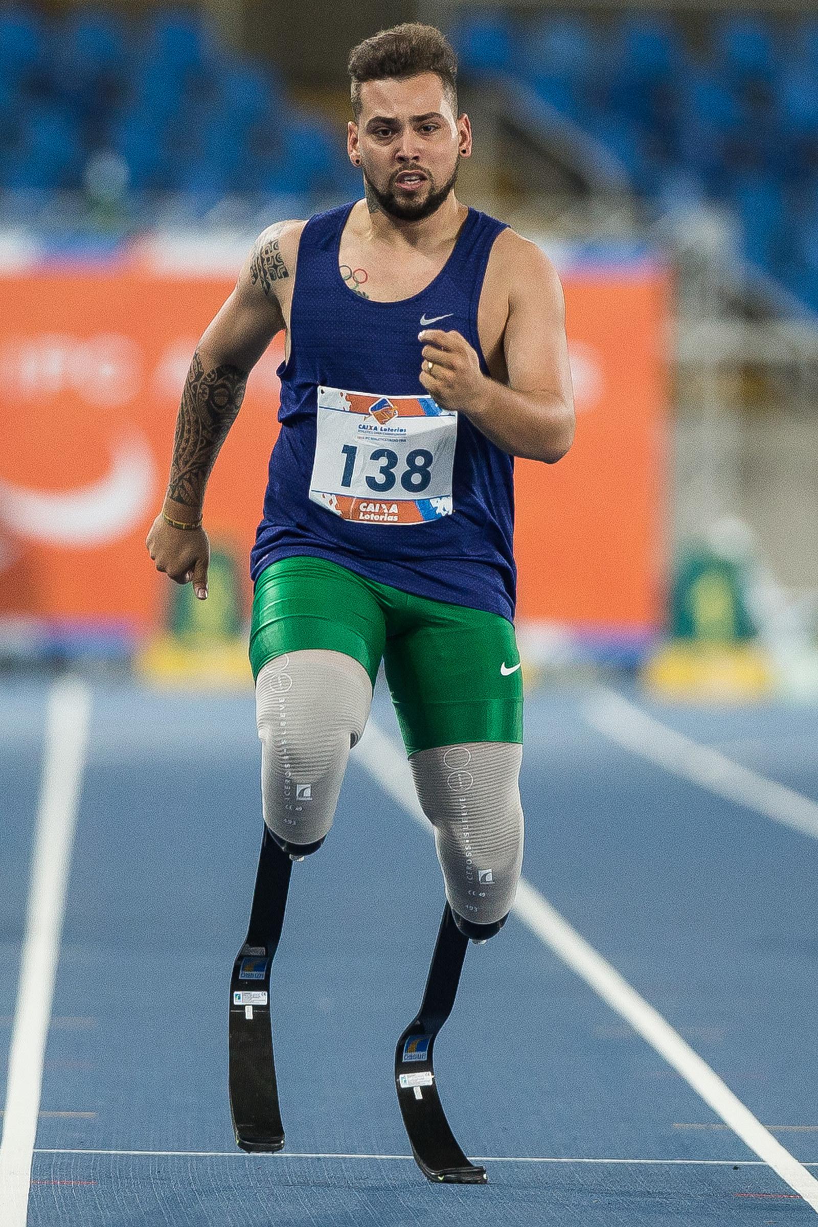 12 coisas que você talvez não saiba sobre os atletas da Paralimpíada