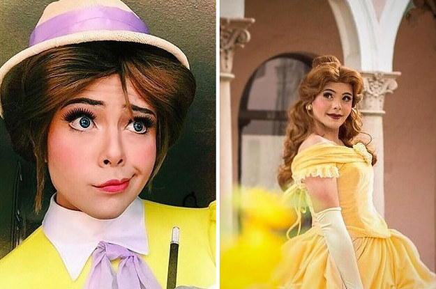 Meet The Man Who Can Cosplay As A Disney Princess Better ...
