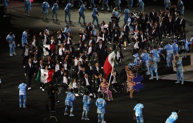 El día de hoy arrancaron oficialmente los Juegos Paralímpicos de Río 2016.