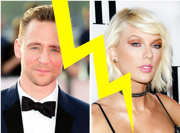 ICYMI yesterday, Taylor Swift and Tom Hiddleston called off their relationship after three months of dating.