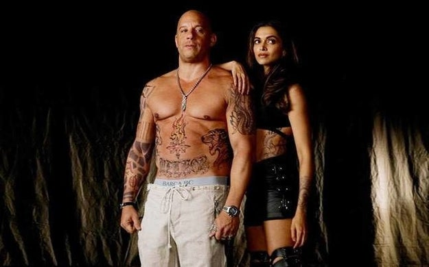 Vin Diesel and Deepika Padukone are getting ready to hype their big release, xXx: Return Of Xander Cage, which releases in January 2017.