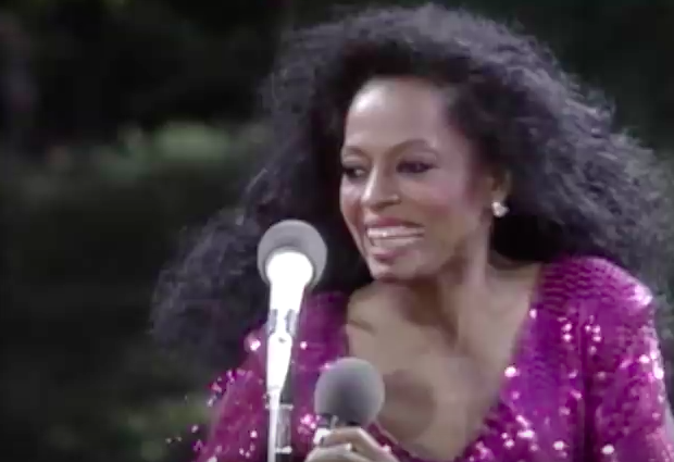 """I'm Coming Out"" — Diana Ross"