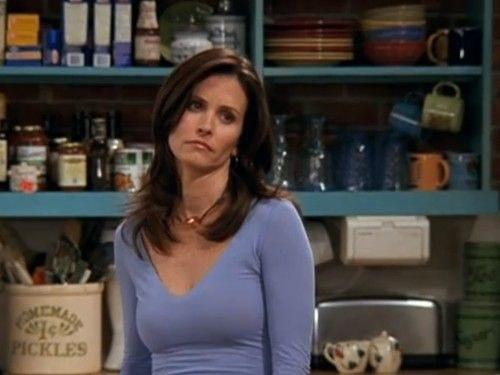 Courtney Cox es la única persona del elenco que no fue nominada a un Emmy.