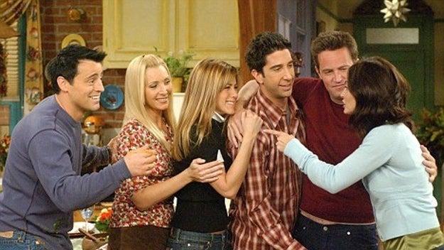 """Todos los """"amigos"""" ganaban exactamente la misma cantidad por episodio."""