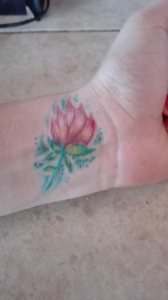 La flor saiyajin.