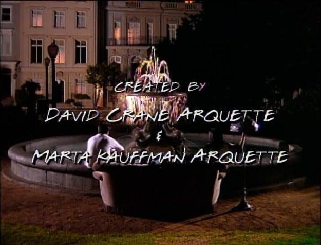 """En el episodio """"The One After Vegas"""" a todos los nombres de los créditos se les agregó el apellido ~Arquette~."""