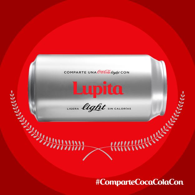 Desde hace un par de años Coca-Cola lanzó una campaña llamada Share a Coke.