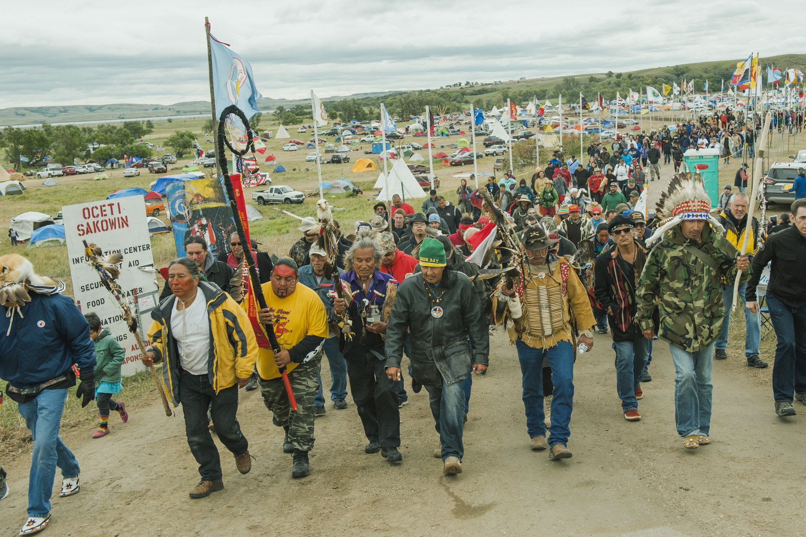Image result for pictures of standing rock protest