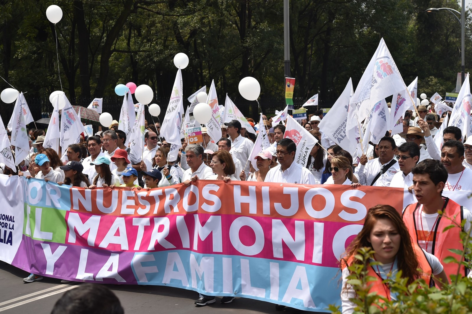Inside Mexico's Surprise Backlash To Marriage Equality