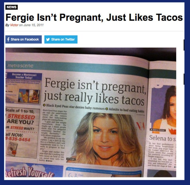 The moment you fell in love with Fergie Ferg: