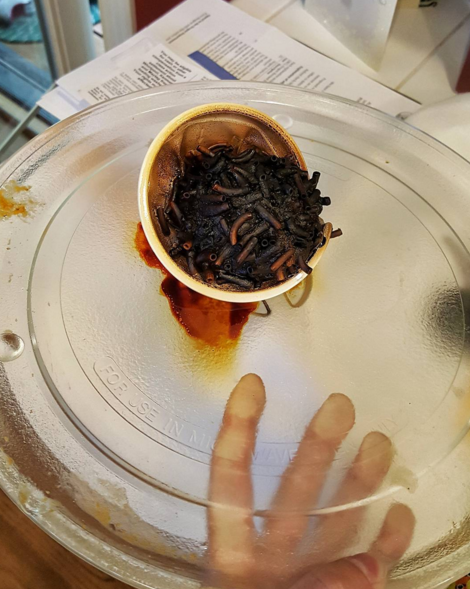 Perhaps you stuck to the basics and wanted some Easy Mac, but you still managed to fuck that up.