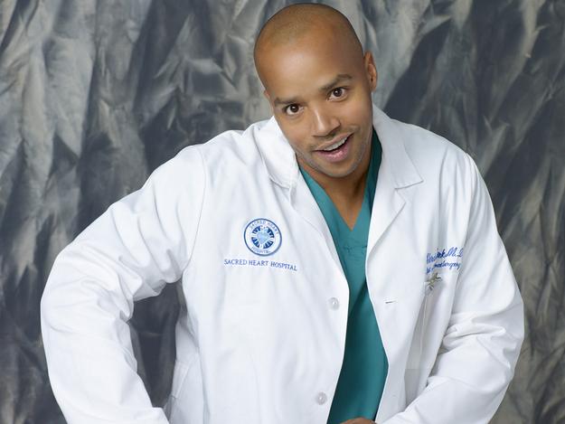 Dr. Chris Turk from Scrubs