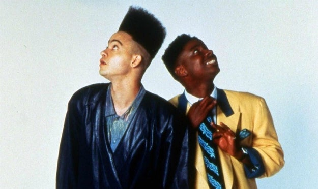 Christopher Martin a.k.a. Play from Kid n' Play.