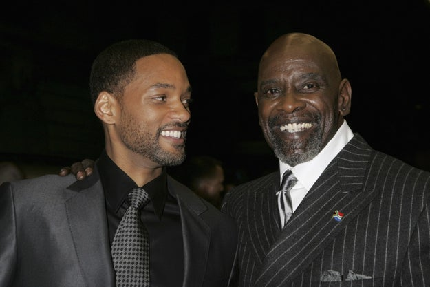 Christopher Gardner (both the real one and the character from Pursuit of Happiness).