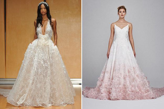 27 ridiculously pretty wedding dresses that 39 ll make you for Very pretty wedding dresses