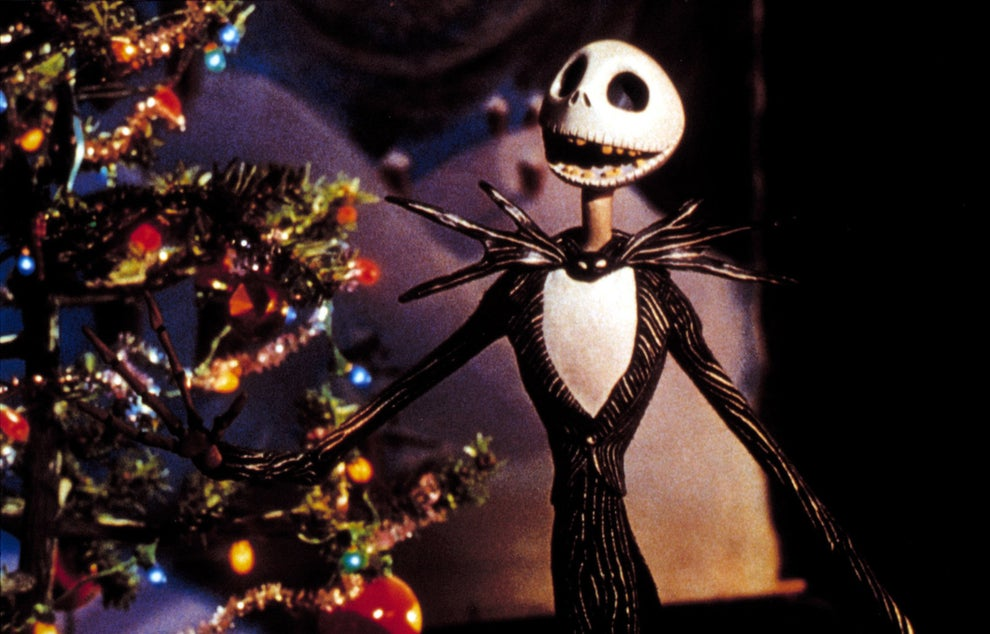 The Nightmare Before Christmas (1993).