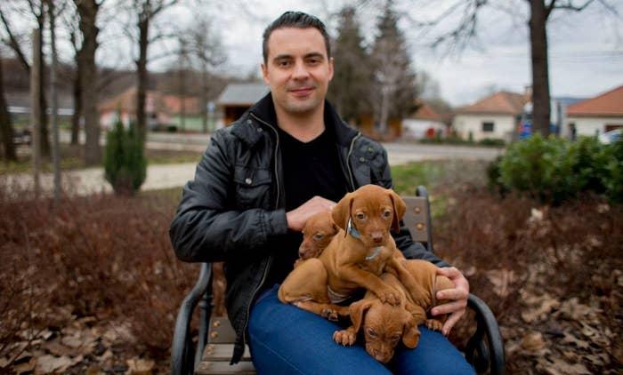 Jobbik leader Gabor Vona