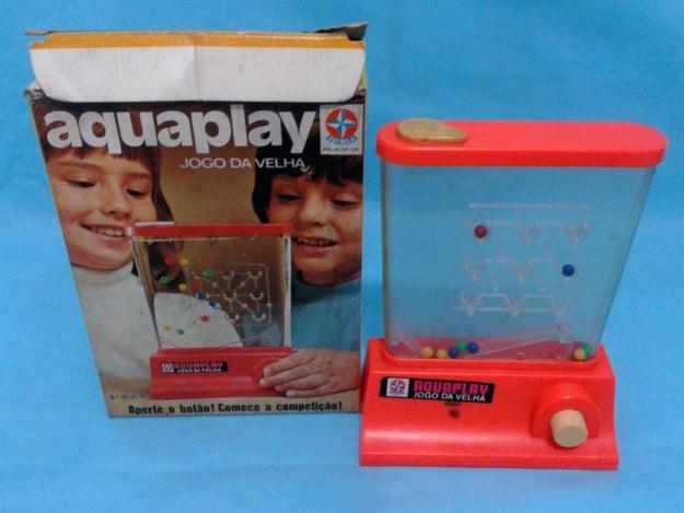 O tablet da sua infância: