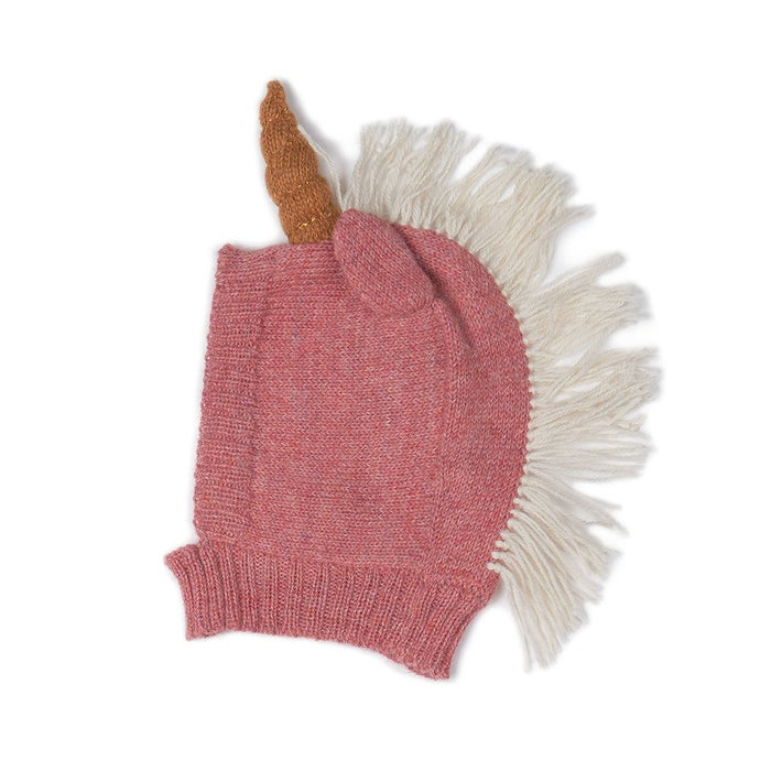 Made from 100% baby alpaca for your 100% baby unicorn.Get it at Giggle for $56.00.