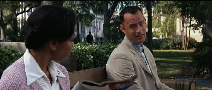 "It seems that the majority of people confidently remember Forrest Gump stating that his mama always said, ""Life is like a box of chocolates."" Well, it turns out that he actually said, ""Life was like a box of chocolates,"" despite what you may've felt you distinctly remembered."