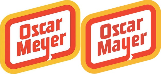 """Oscar Meyer"" isn't spelled that way."