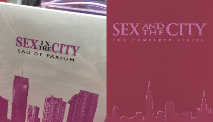 "It's Sex and the City, but many people insist they remember it being ""in the"" at some point. Some people have even posted pictures of old memorabilia they have that supports their false memory."