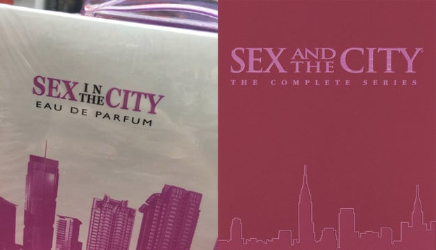 The show isn't called Sex in the City.