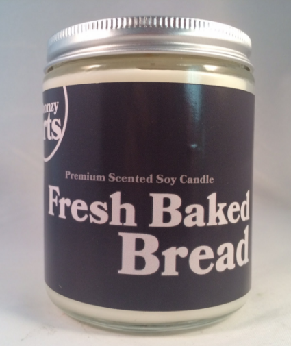 A fresh baked bread candle that'll have your apartment smelling like a bakery in no time.