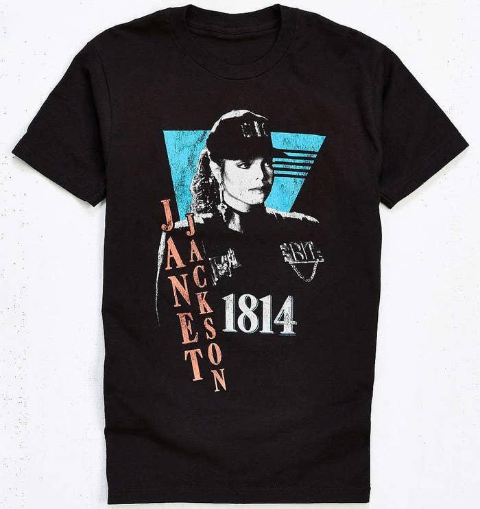 84e7e042fd17f1 25. A shirt to show your lifelong commitment to the Rhythm Nation.