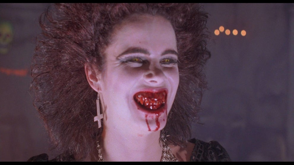 Night of the Demons (1988).