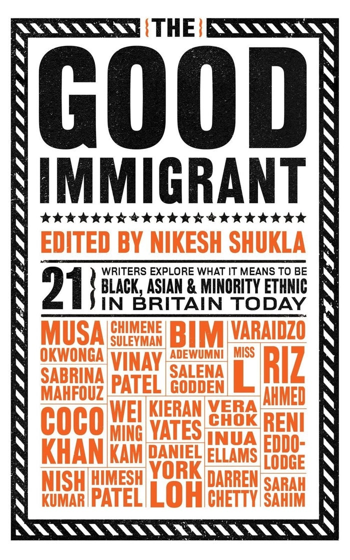 This is probably going to be one of the most important books you are ever going to read. The Good Immigrant is a collection of essays about the British immigrant experience, all of them fascinating, informative, and funny.