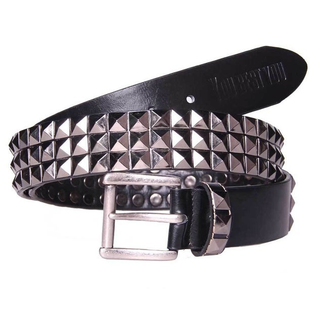 Big studded belts