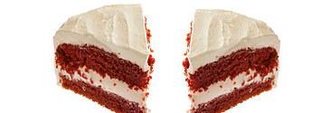 Which Slice Of Cake Is Sliiiiightly Bigger?