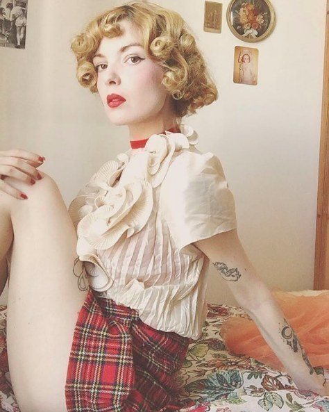 Vintage Looking Girls Dresses