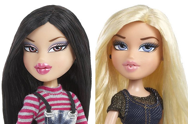 how to look like a bratz doll