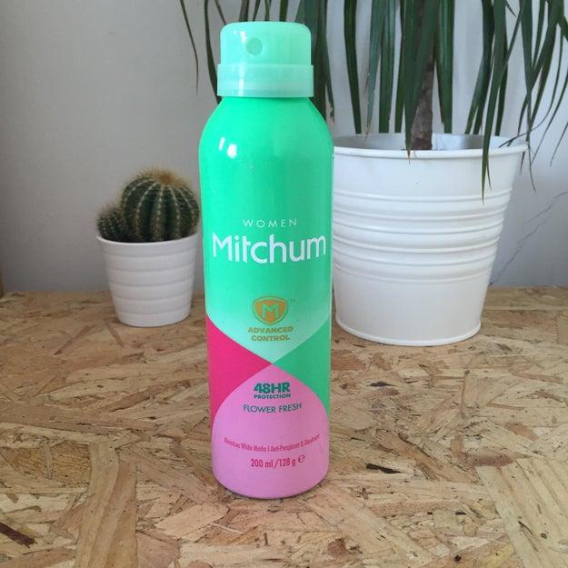 Mitchum Women: Flower Fresh £2.00