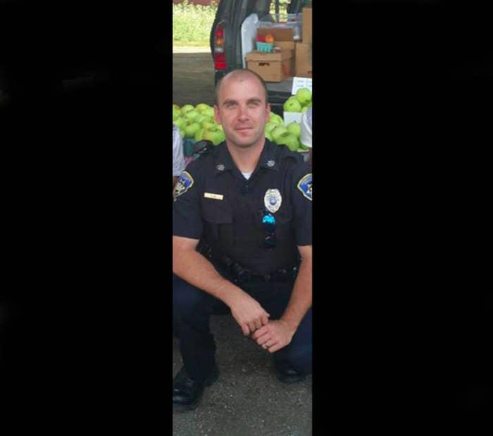 Officer William Slisz