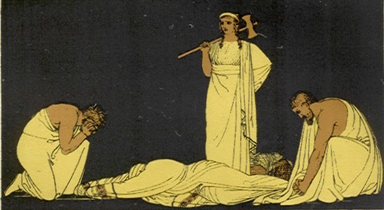 clytemnestras deception as depicted in the oresteia trilogy Search for: erotics of empire_falkiner_final-2 oscar rousseau | download | html embed.