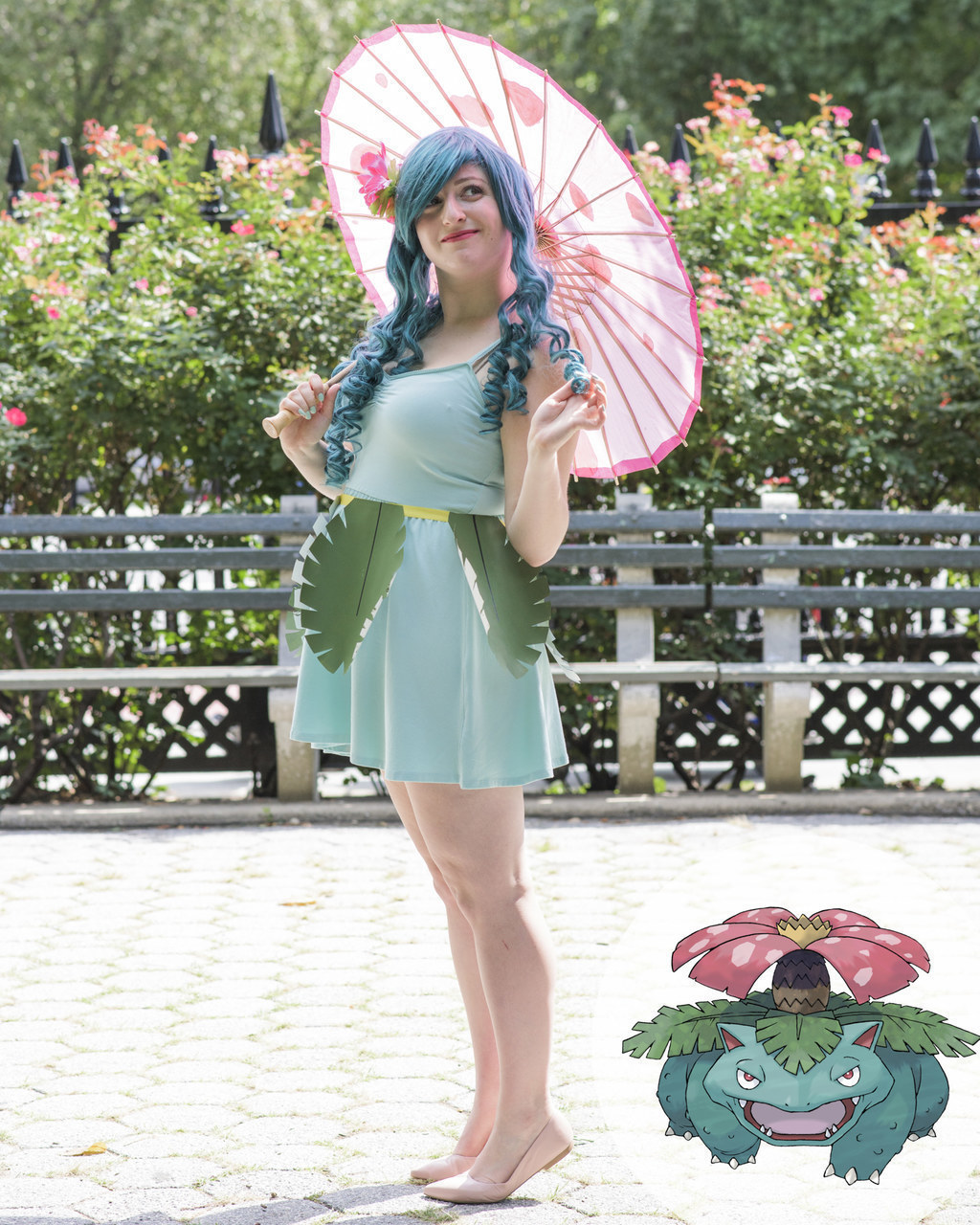 3 Venusaur the Seed Pokémon  sc 1 st  BuzzFeed & 15 Ridiculously Easy Pokemon Halloween Costumes You Can Make For $30