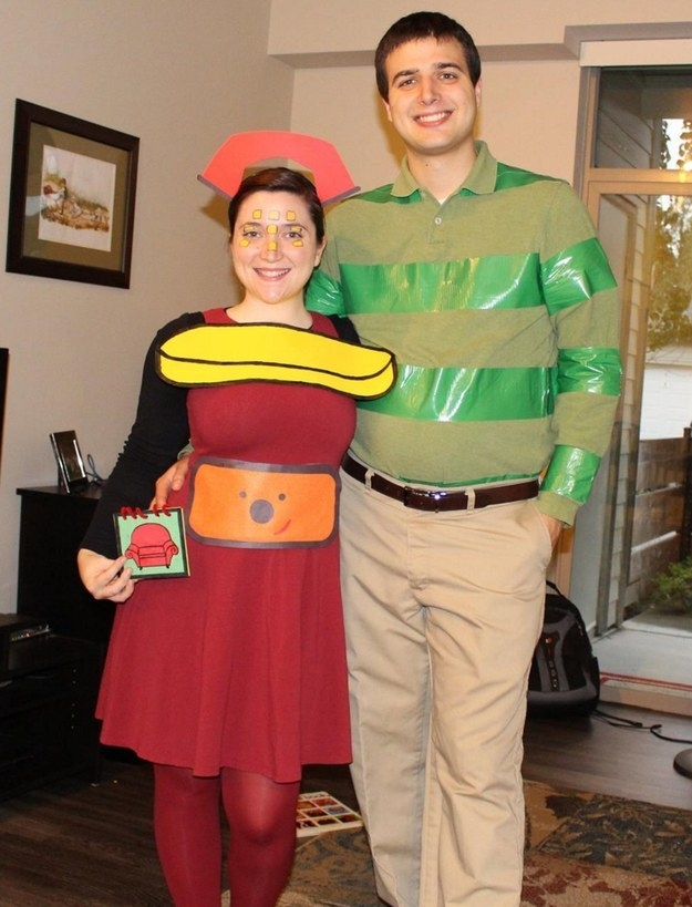 43 Halloween Costumes You Can Make For Under 20