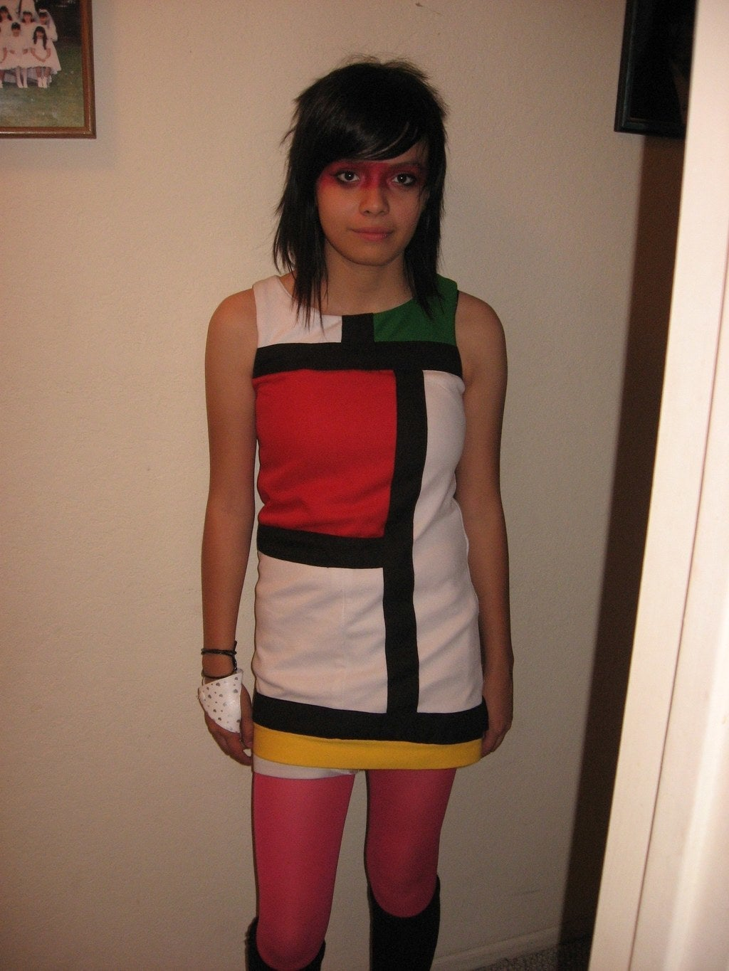 Cool Emo Halloween Costumes Halloween Makeup And Costumes