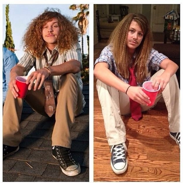 Blake from Workaholics: