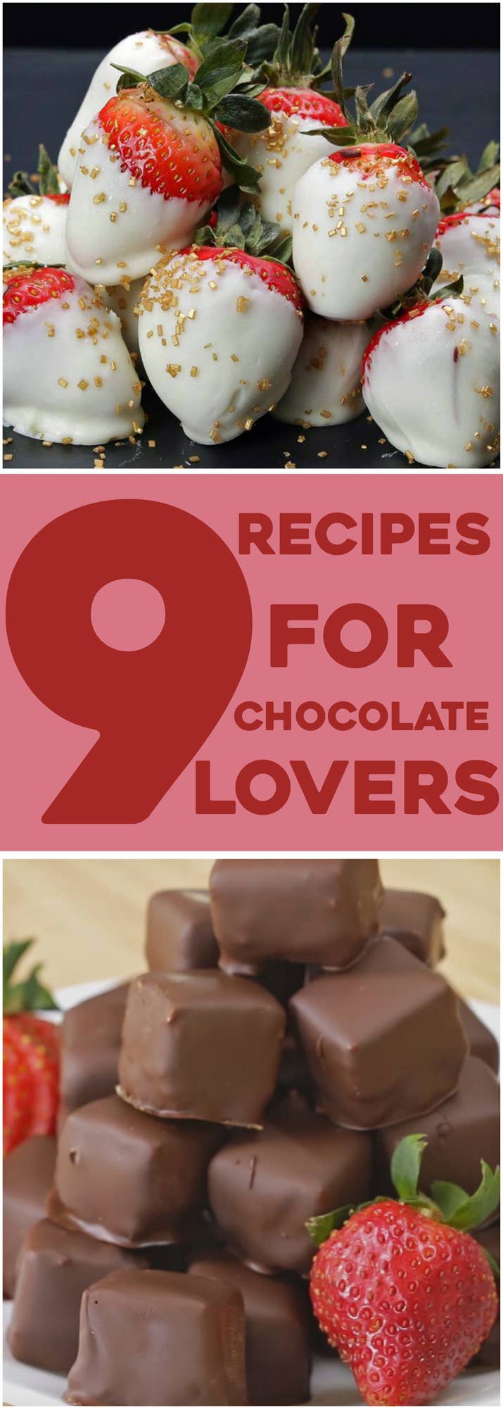 Here Are 9 Chocolate Recipes That Will Bring Joy To Your Life
